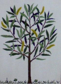 画像1: ヤナギ 属の木