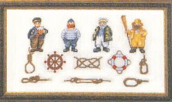 画像1: 船乗りさんたち