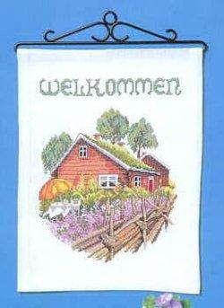 画像1: ウェルカムボード
