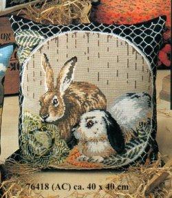 画像1: カントリーウサギ