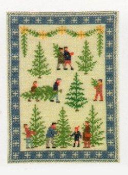 画像1: もみの木と街の人々