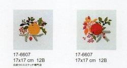 画像1: テーブルクロス フルーツ 2種類