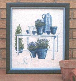 画像1: 青いテラス