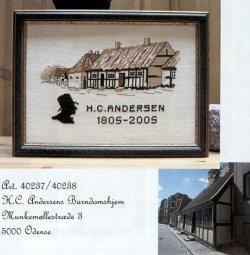 画像1: アンデルセンの生家