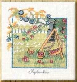 画像1: 9月リンゴ狩り