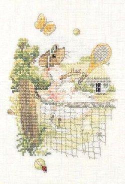画像1:  テニス